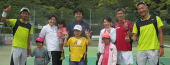 館山テニス合宿